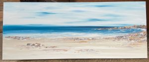 original seascape art main view cornish sea